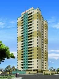 Lindo apartamento com 2 quartos sendo 1 suite com piscina, salão de festa, academia