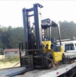 Empilhadeira cmh 2,5 ton