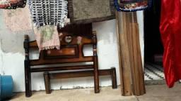 Cama conservada