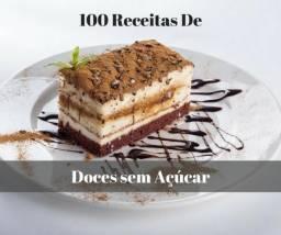 Ebook (100 Doces sem Açúcar)