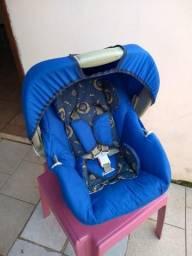 Bebê conforto + bolsa novo sem uso