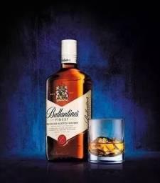 Whisky Ballantine's Finest 8 Anos Na Caixa