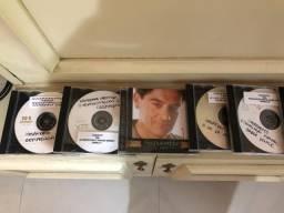 Palestras em CD originais do Luiz Gasparetto