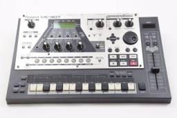 Sintetizador Roland Mc 307 Drum machine Dj Analogico Promoção Curta bateria eletrônica