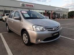 TOYOTA ETIOS 1.5 X SEDAN 16V FLEX 4P MANUAL. - 2017
