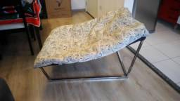 Poltrona puff desmontável 1x04m x 90 cm x 58 cm