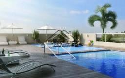 Apartamento Flat no Boqueirão em Praia Grande