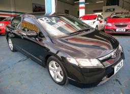 Civic Sedan LXS 1.8 Flex Aut. Abaixo da Tabela - 2008