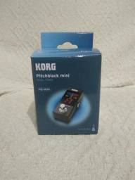 Pedal afinador Korg Pitchblack mini