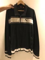 Casaco Puma original preto tamanho GG