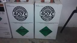Gás 407C