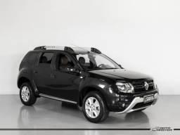 Renault DUSTER Dynamique 2.0  Hi-Flex 16V Aut. - Preto - 2016 - 2016