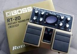 Boss RT-20 Simulação de alto falantes Rotativos