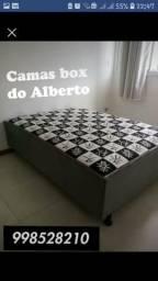Imperdível! !Camas BOX Macias Novas a partir 199$ tel998528210
