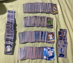 Cards avulsos UCL 16/17 TOPPS