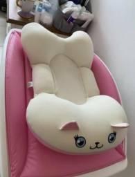 Almofada para Banho de Bebês