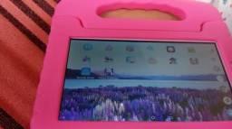 Tablet infantil com cartão de memoria 32g