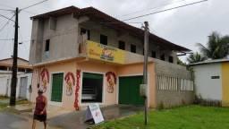 Vendo um imóvel contendo 7 Kitnets e 1 ponto comercial em Salinópolis - Pará
