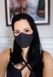 Máscara de Proteção 3D (a mais confortável)