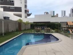 JF - Apartamento 4 quartos 3 suítes, 163m² com Lazer completo - Boa Viagem