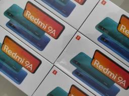 Saldão.. Redmi 9A 32 Gigas da Xiaomi - NOVO-  Lacrado com Garantia e Entrega imediata