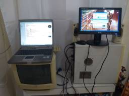 Notebook DELL e PC