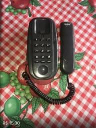 Aparelho telefônico com fio Unitel