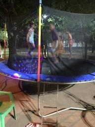 Pula pula para festa de criança