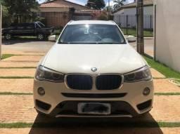 BMW X3 20i - 2015 - apenas 60 mil km