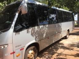 Micro ônibus Volare W9 2013, 33 lugares, executivo, único dono