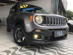 Jeep renegade automática baixo km - 2017