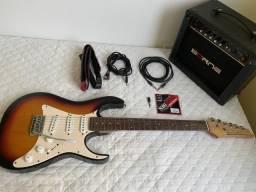 Guitarra e acessórios