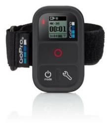 Controle Remoto Gopro Hero 3/4/5/6 Wi-fi Smart Armte-002 Em 12 x sem juros