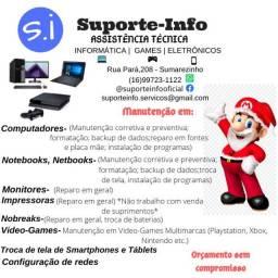 Suporte-info - Informática|Videogames|Eletrônicos