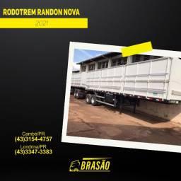 Rodotrem Randon 2021 (com pneus) - 0km