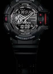 Usado, Relógio Casio G-shock GA-400 comprar usado  Ponta Grossa