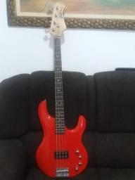 Baixo Luthier mod. Sting Ray music man 4c ativo pré altec comprar usado  Rio de Janeiro