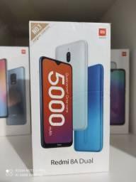 Show! Redmi 8a da Xiaomi . NOVO LACRADO aceito cartão