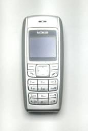 Celular Nokia 1600 que fala a hora Novo Original
