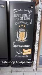 Título do anúncio: Cervejeira 450 lt * 1 ano de garantia nova