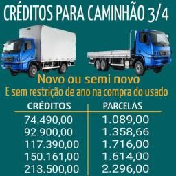 Crédito para Caminhões