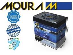 Bateria Moura Moto 5ah Titan 160 / Bros 150-160 / Titan 150