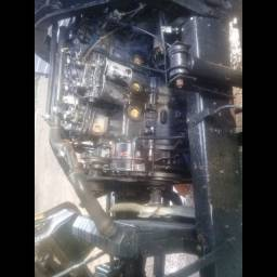 Caminhão motor mwm229. 20500