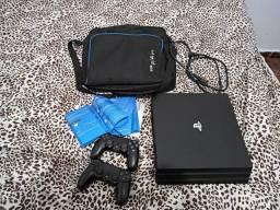 PS4 pro , semi novo