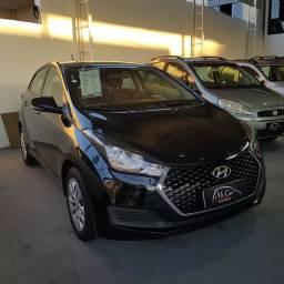 Hyundai HB20 Comfort 1.6 2019 automático com BlueMedia
