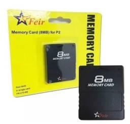 Memory Card 8mb Plasytation 2- Loja BK Variedades
