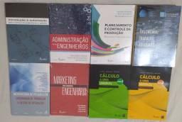 Coleção de Livros de Engenharia de Produção Completa - Editora Mundial