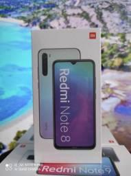 N*A*T*A*L Xiaomi.. Redmi Note 8  NOVO LACRADO COM GARANTIA e entrega hj