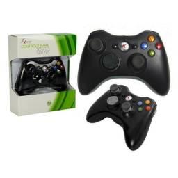 Controle Para Xbox 360 Sem Fio Knup Kp-5122 - Loja Natan Abreu