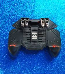 GamePad AK77 com Cooler + 1 par de luvinhas de dedo